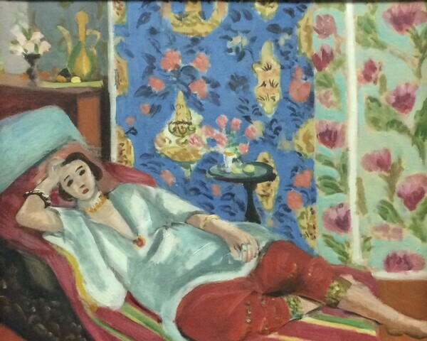 My transition to normal life by Matisse